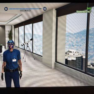GTA5 HACKED AND MODDED ACCOUNTS